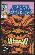 Alpha Flight (1983 1st Series) Marvel Legends Reprint 10