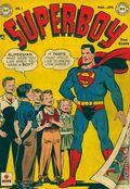 Superboy (1949-1979 1st Series DC) 1