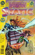 Static (1993 DC) 26