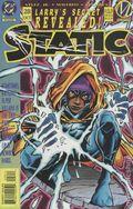 Static (1993 DC) 28