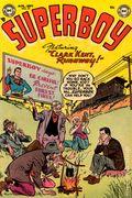 Superboy (1949-1979 1st Series DC) 27