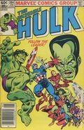 Incredible Hulk (1962-1999 1st Series) 284