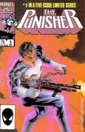 Punisher (1986 1st Series) 5