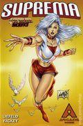 Suprema Supreme Sacrifice Flipbook (2006) 1A