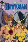 Official Hawkman Index (1986) 1