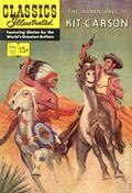 Classics Illustrated 112 Adventures of Kit Carson (1953) 1