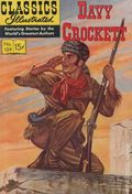 Classics Illustrated 129 Davy Crockett (1955) 1