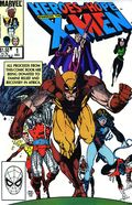 Heroes for Hope Starring the X-Men (1985) 1