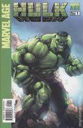 Marvel Age Hulk (2004) 1