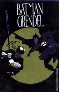 Batman Grendel (1993) Ashcan 1GOLD