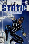 Static (1993 DC) 1N