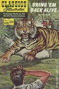 Classics Illustrated 104 Bring 'Em Back Alive (1953) 8