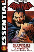 Essential Tomb of Dracula TPB (2003-2005 Marvel) 2-REP