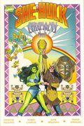 Sensational She-Hulk in Ceremony (1989) 2