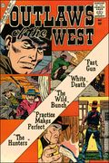 Outlaws of the West (1957 Charlton) 25