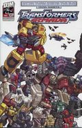 Transformers More Than Meets the Eye Armada (2004) 1