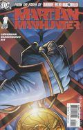 Martian Manhunter (2006 3rd Series) 1