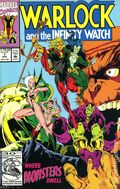 Warlock and the Infinity Watch (1992) 7