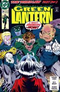 Green Lantern (1990-2004 2nd Series) 34
