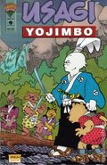 Usagi Yojimbo (1993 2nd Series) 9