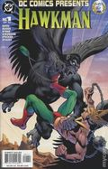 DC Comics Presents Hawkman (2004) 1
