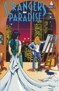 Strangers in Paradise (1994 Abstract) 1