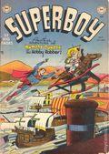 Superboy (1949-1979 1st Series DC) 9