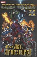 Official Handbook of the Marvel Universe X-Men Age of Apocalypse (2005) 2005