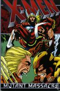 X-Men Mutant Massacre TPB (1996 Marvel) 1st Edition 1-REP