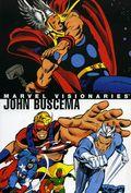 Marvel Visionaries John Buscema HC (2007 Marvel) 1-1ST