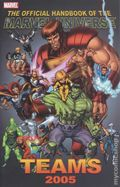 Official Handbook of the Marvel Universe Teams (2005) 2005