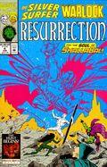 Silver Surfer Warlock Resurrection (1993) 4