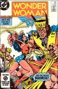 Wonder Woman (1942 1st Series DC) 316