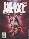 Heavy Metal Magazine (1977) Vol. 18 #6