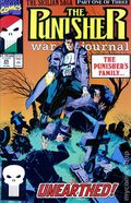 Punisher War Journal (1988 1st Series) 25