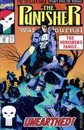 Punisher War Journal (1988 1st Series) 25