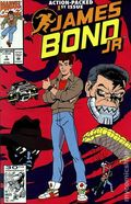 James Bond Jr. (1992 Marvel) 1