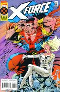 X-Force (1991 1st Series) 42D