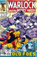 Warlock and the Infinity Watch (1992) 5