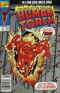Saga of the Original Human Torch (1990) 1