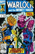 Warlock and the Infinity Watch (1992) 9