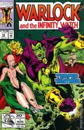 Warlock and the Infinity Watch (1992) 12