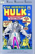Marvel Milestone Edition Incredible Hulk (1991) 1A