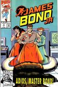 James Bond Jr. (1992 Marvel) 5