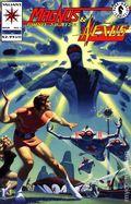 Magnus Robot Fighter Nexus (1993) 1