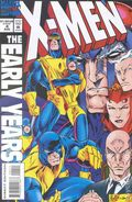 X-Men The Early Years (1994) 4