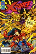X-Force (1991 1st Series) 43DA