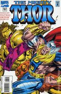 Thor (1962-1996 1st Series Journey Into Mystery) 481
