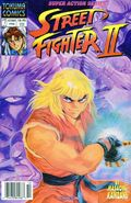 Street Fighter II (1994 Tokuma) 7