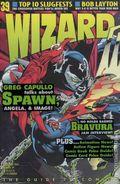 Wizard the Comics Magazine (1991) 39P